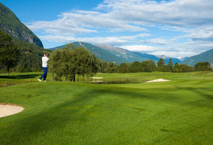 Golf South Tyrol