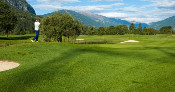 Dolomitengolf Hotel & Spa golf course Austria